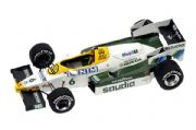 SLK032:Williams FW09 US GP Dallas 1984 Rosberg / Laffte